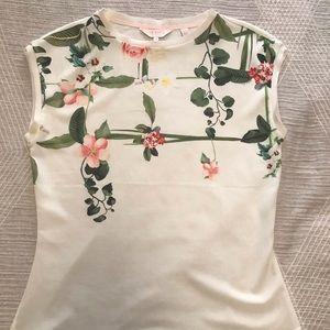 Ted Baker Flower shirt